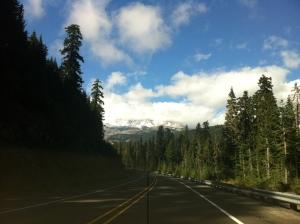 2013-09 September USA trip Mt. Hood, Multnomah Falls, Oregon 033