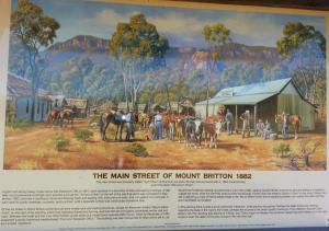 Main Street Mt. Britton 1882