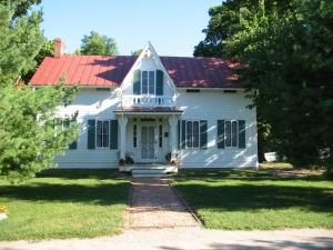Slate Run Farmhouse
