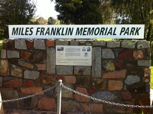 Birth place of the famous Australian author Miles Franklin.