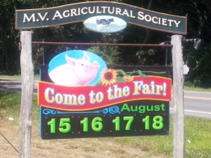 Ag Fair – the Agricultural Fair is one of summer's highlights for residents and visitors alike.
