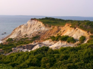 Aquinnah Cliffs – A view from the Gay Head Lighthouse