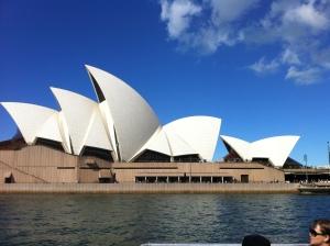 2013-04 April Sydney trip with Garth, ferry, Taronga Zoo 025