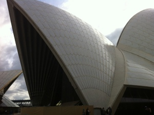 2013-06 June Sydney trip with Poppa, Bondi, city, The Rocks 028