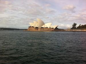 2013-06 June Sydney trip with Poppa, Bondi, city, The Rocks 038