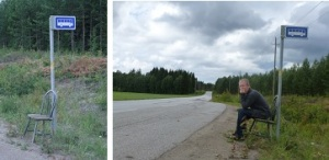 Savonlinna bus stops