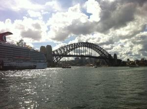 2013-04 April Sydney trip with Garth, ferry, Taronga Zoo 020