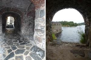 Castle passageways