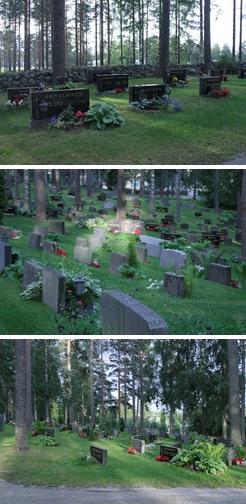 Kerimakki cemetery