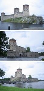 Ovalinlinna Castle