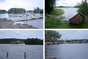 Savonlinna boats
