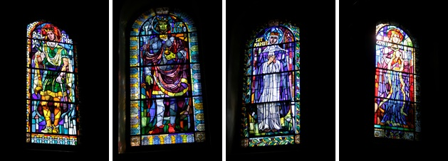 10 Budapest - Stained glass windows