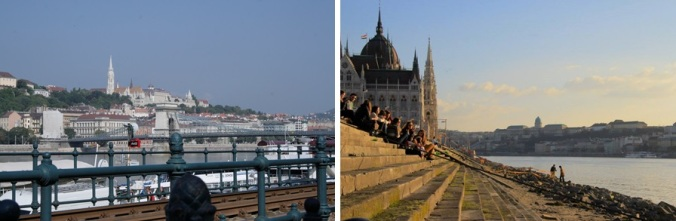12 Budapest - Danube River
