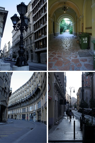 4 Budapest - Lamps and alleys