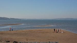 beach near Edinburgh