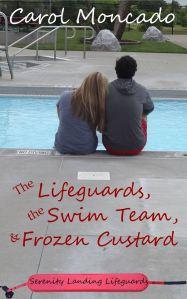 The lifeguards the swim team